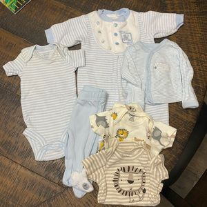 Boys preemie bundle